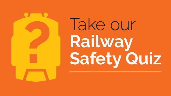 Railroad Safety Quiz Image