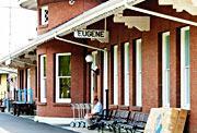 Eugene Station